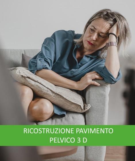 PERCORSO RICOSTRUZIONE 3D...