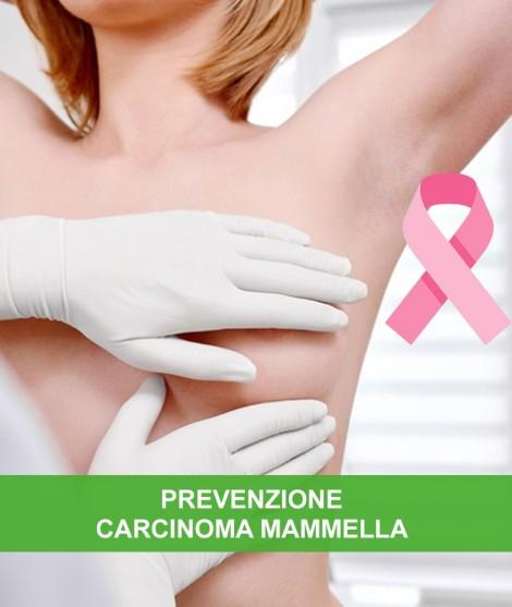 PREVENZIONE CARCINOMA MAMMELLA
