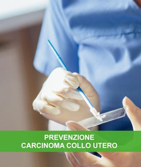 PREVENZIONE CARCINOMA COLLO...